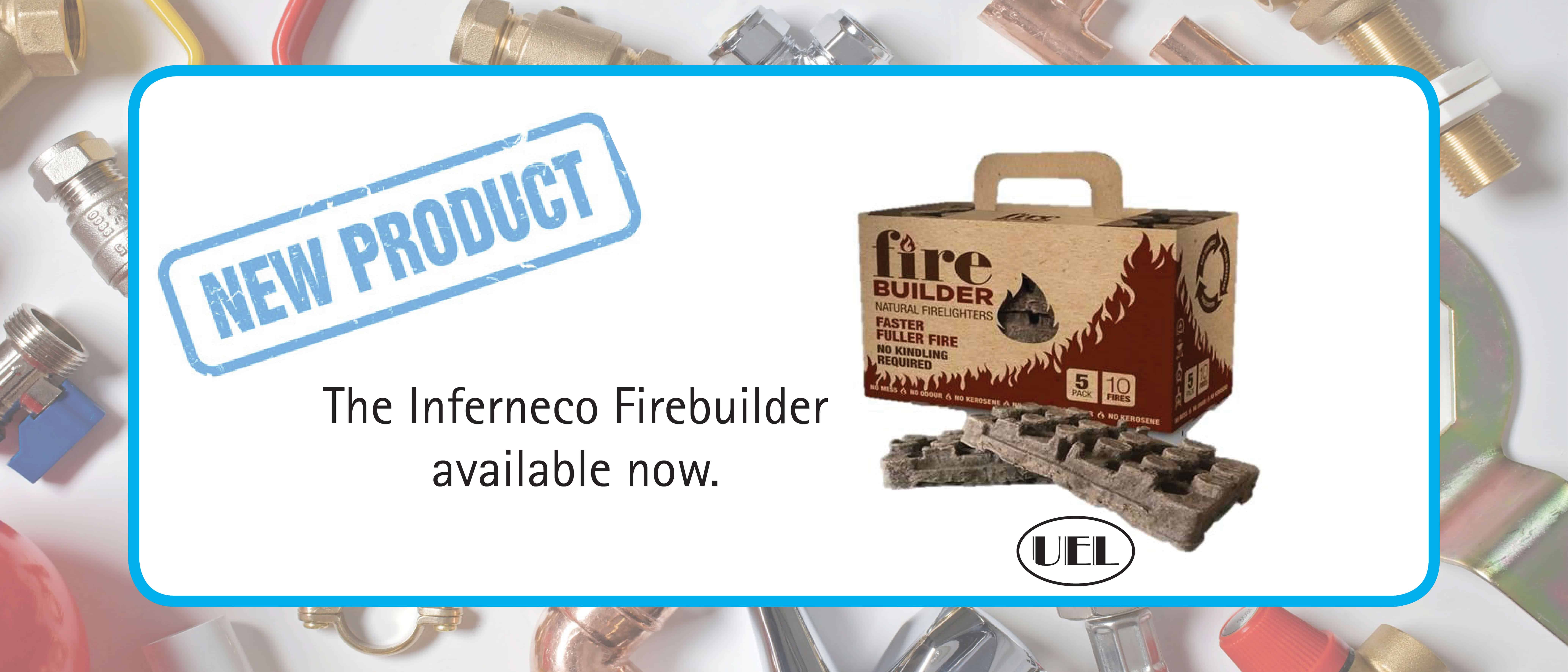 New Product Alert – The Inferneco Firebuilder