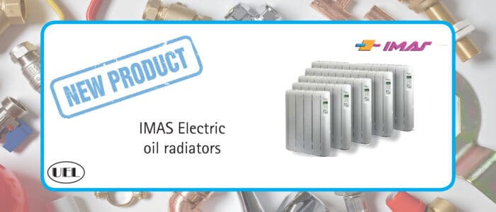 New Product Alert – IMAS Electric Oil Radiators