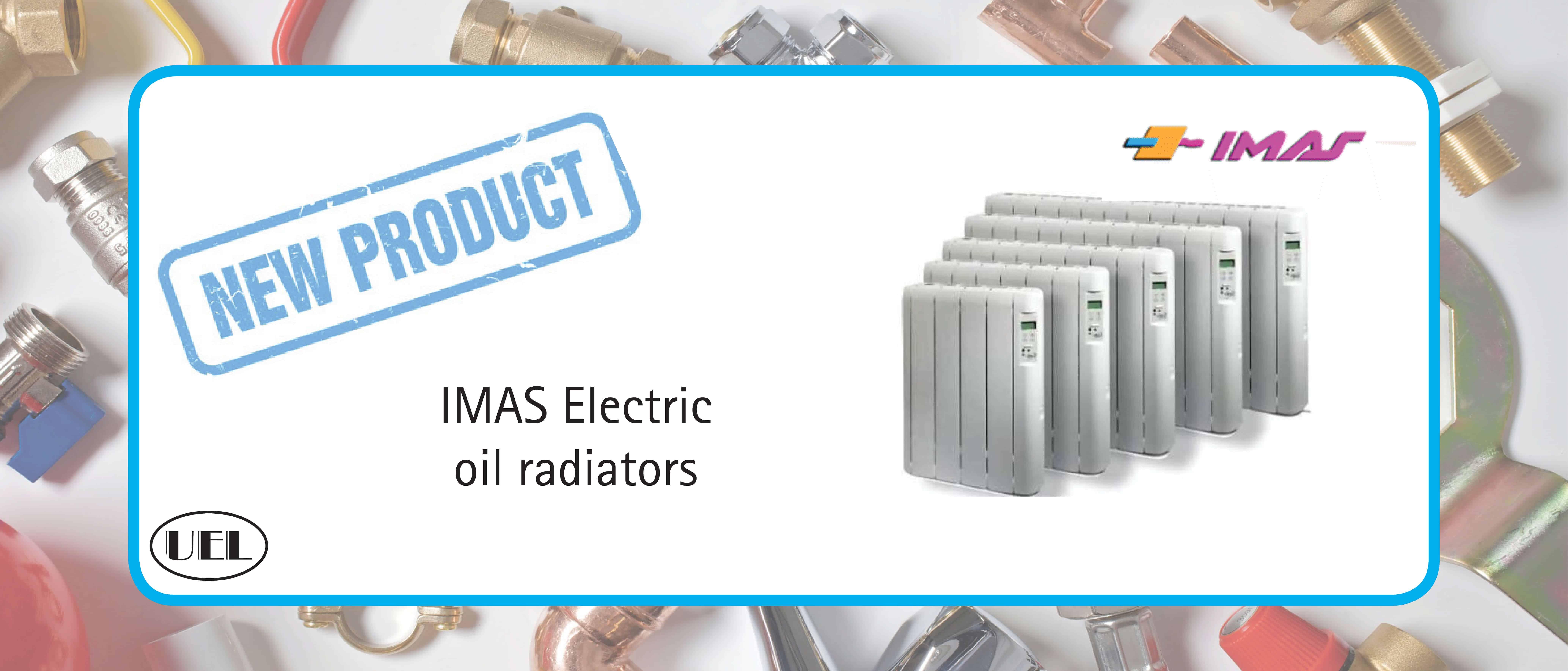 New Product Alert – IMAS Electric Oil Radiators