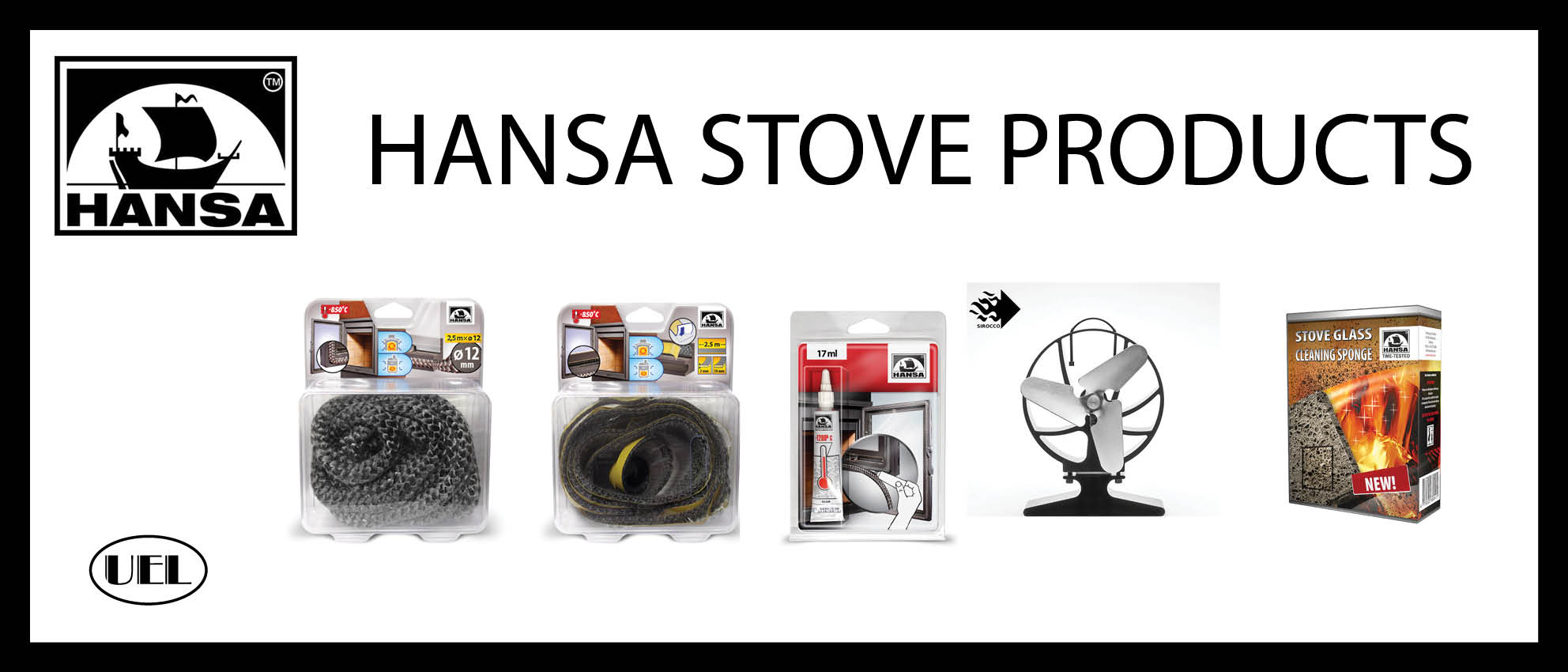 Hansa Stove Products