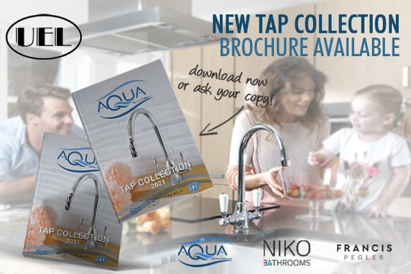 Tap Collection Brochure available now